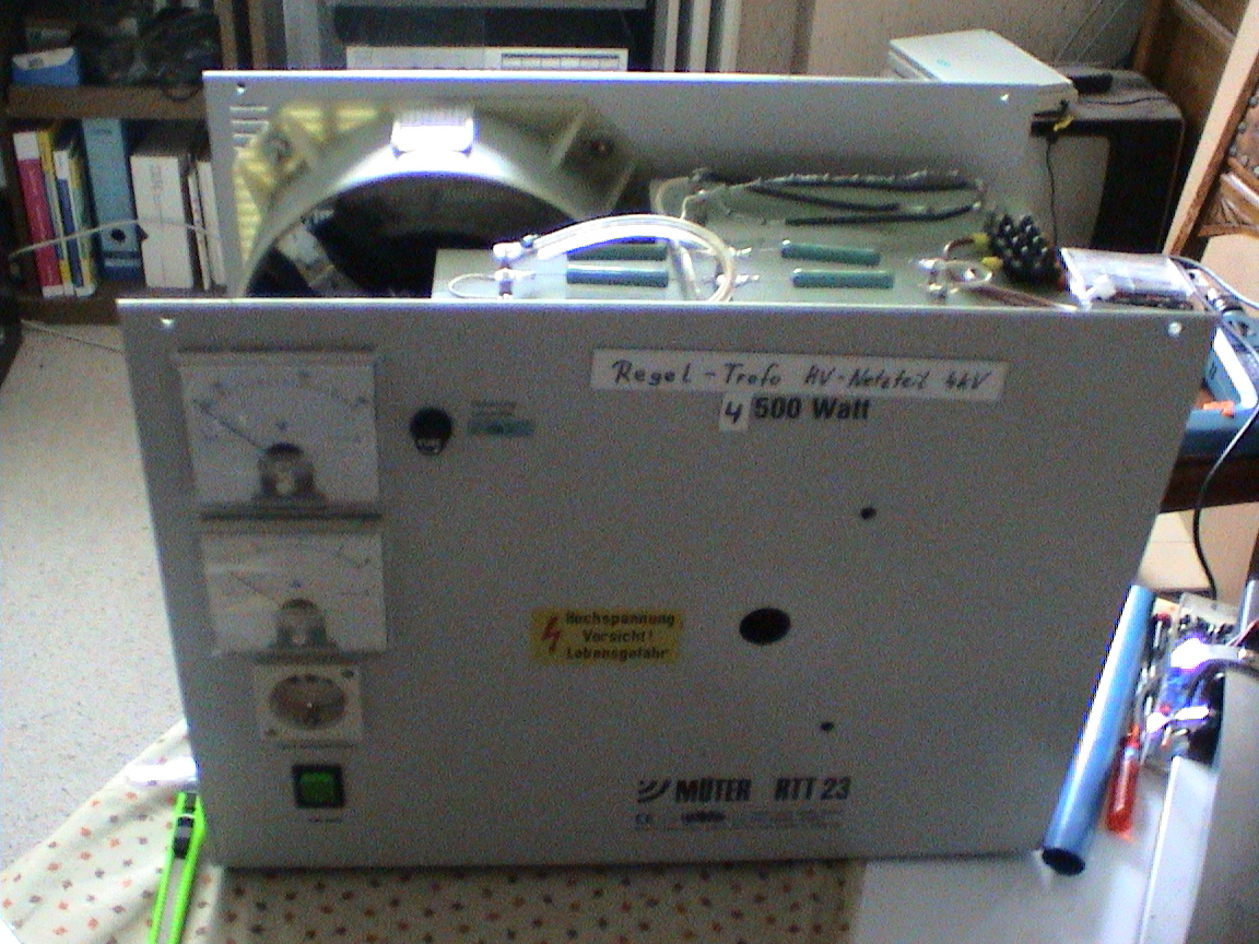 DF6NA: Surplus - HamRadio, Microwave, 10GHz, 10368MHz, Rainscatter